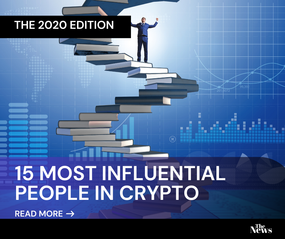 Most Influential People in Crypto