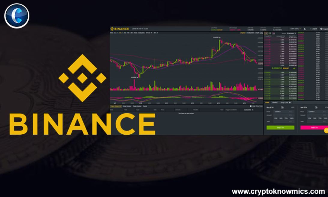 binence crypto exchang