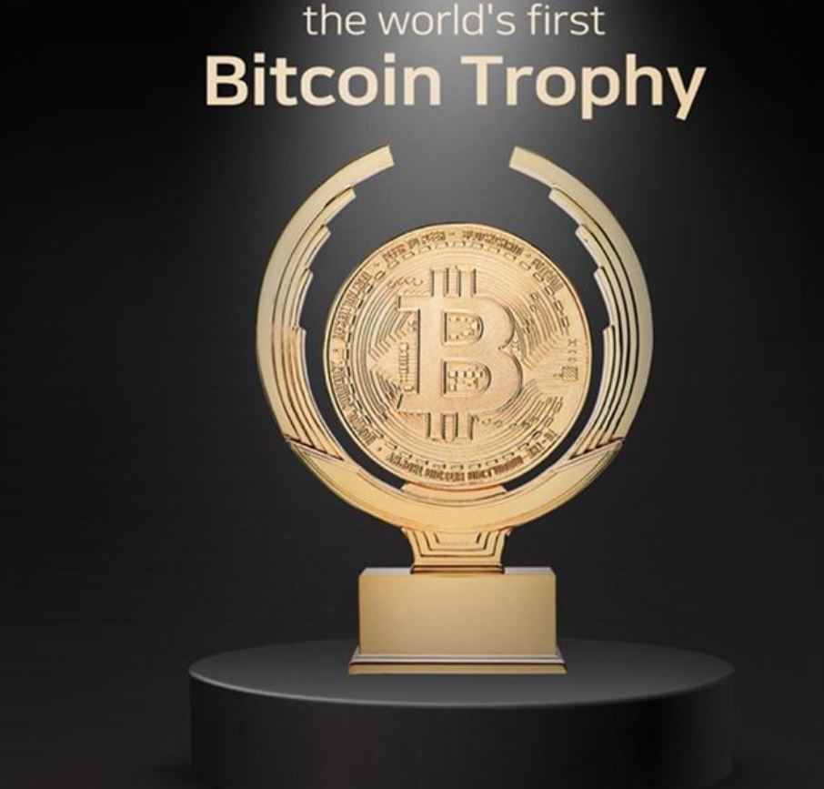 Bitcoin Trophy