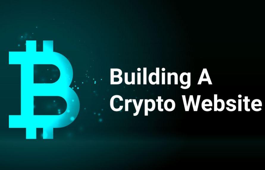 Building A Crypto Website